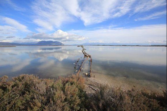 Lagoon calmness