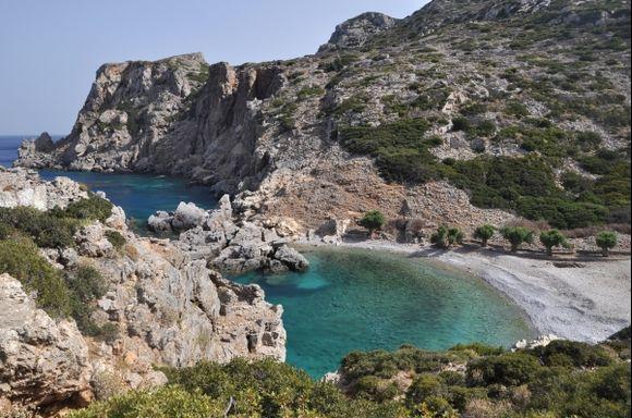 Karpathos North: Saria islet