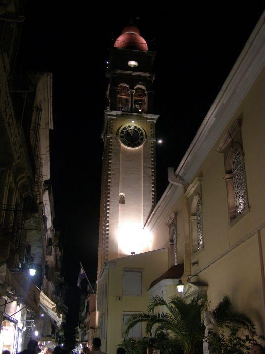 St. Spiridon\'s church in Corfu
