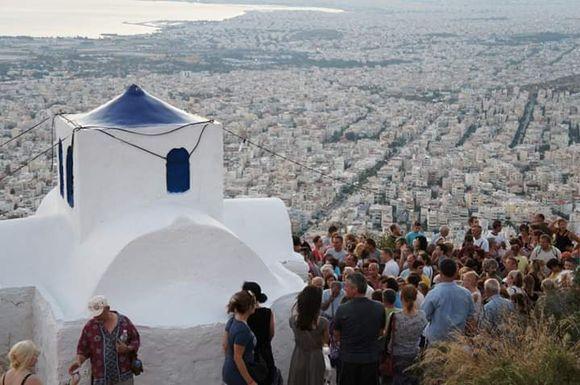 Imittos Mountain, Profitis Ilias