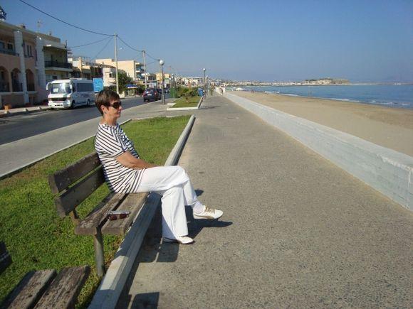 Town Beach, RethymnoTown Beach,