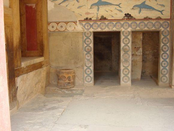 Palace of Knossos / Heraklion