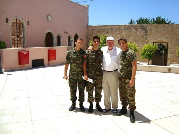 War museum in Rethymno