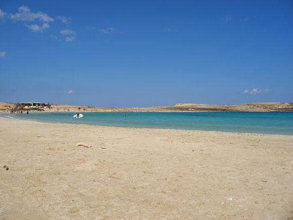 Pori Beach, Koufonisia