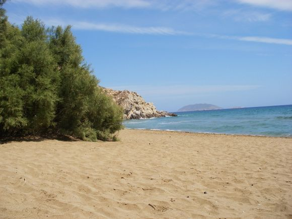 Klissidi Beach, Anafi