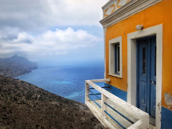 I think this is the most photographed house in Karpathos