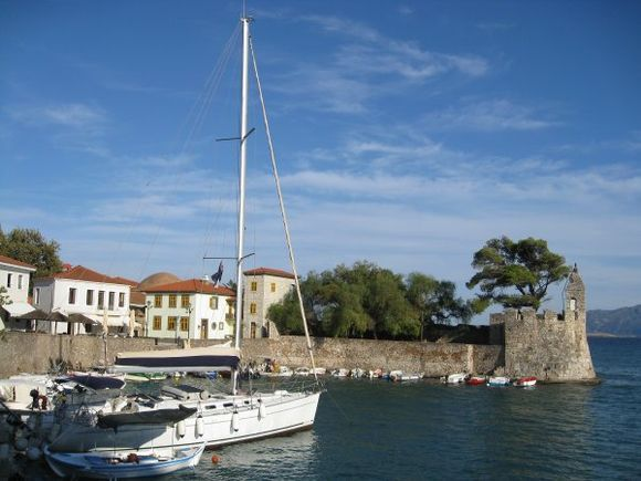 Nafpaktos Harbour