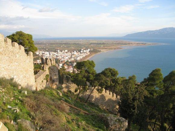 Nafpaktos Castle