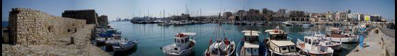 Heraklion port... a gem!