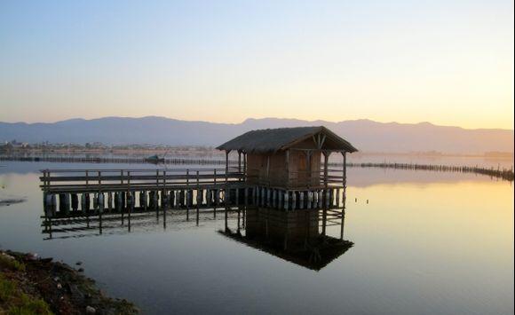 Mesolonghi Lagoon