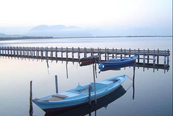 Mesolongi Lagoon