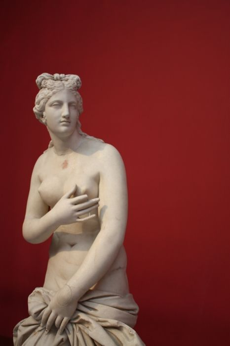 Statue from National Archaeological Museum