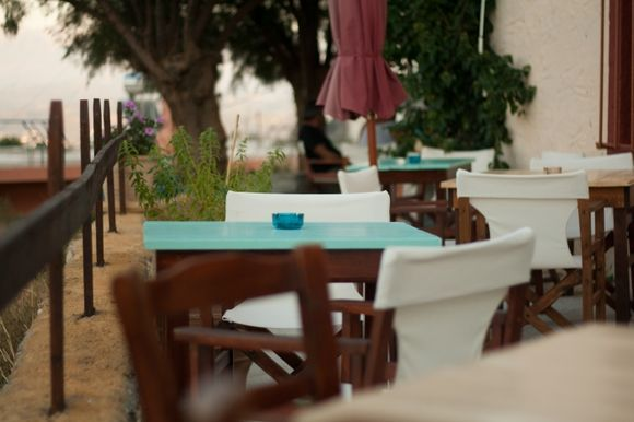Nice family taverna with home made delicious food
