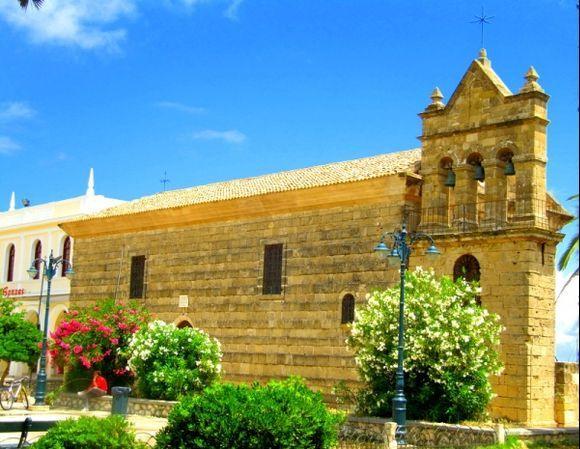 Zante church