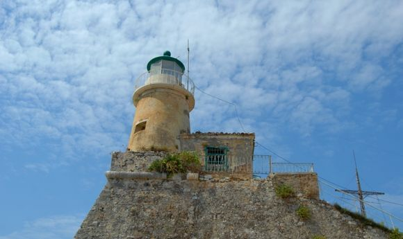 Old Fortress lighthouse