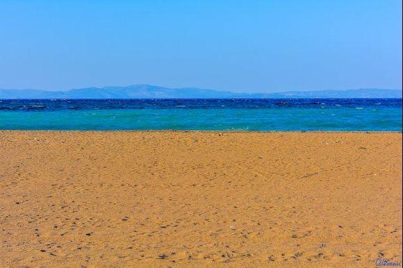 Beach at Rafina