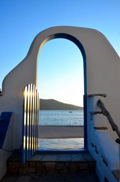the goldengate in Katapola