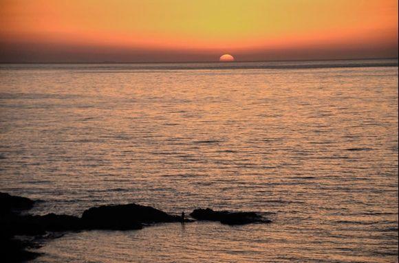 Ikarian sunset