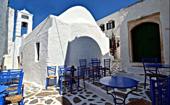 Aegean hospitality