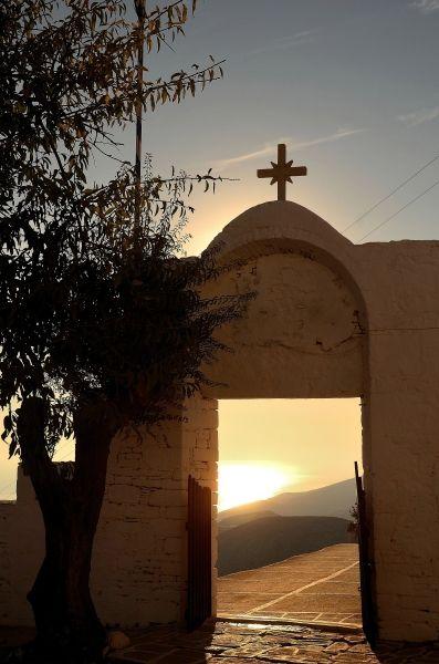 Entering the gate of light