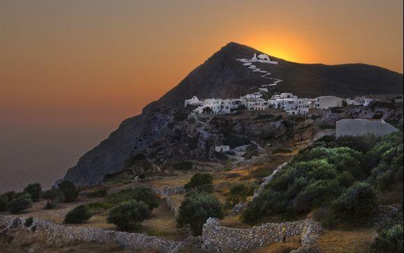 Folegandros Sunrise