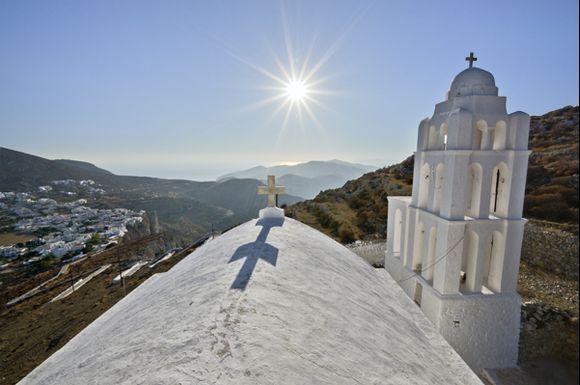 Church of Virgin Mary of Folegandros
