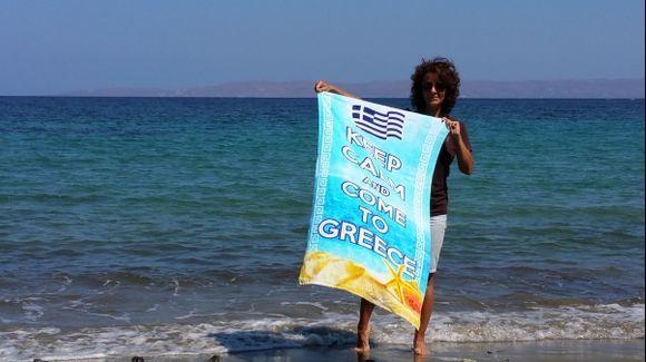 Keep Calm And Come To Greece