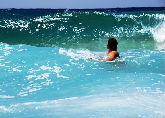 big waves #1
