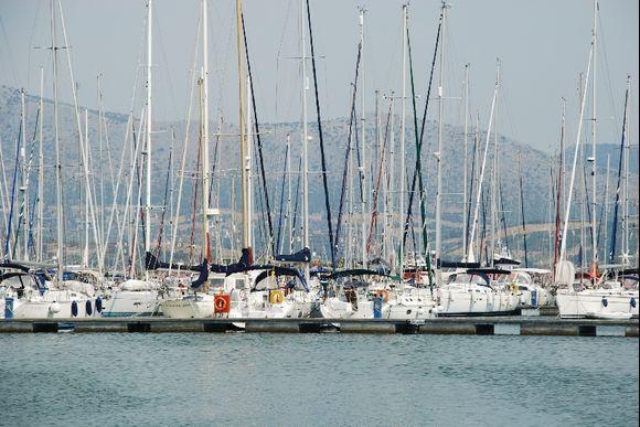 boats and ... boats