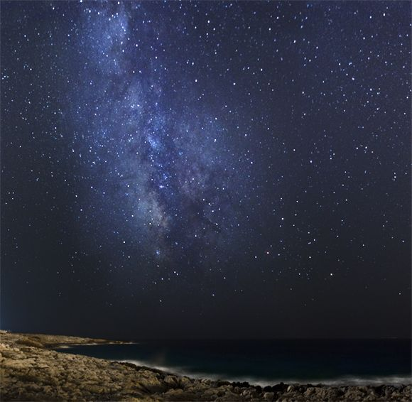 Milky Way and Milky Waves