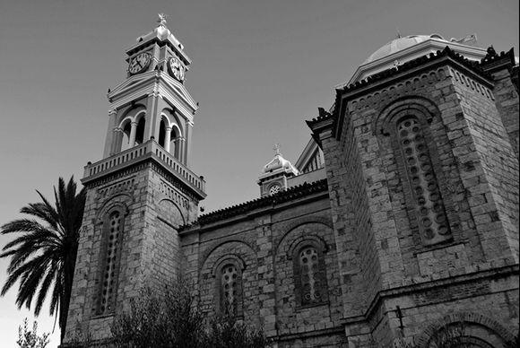 church in Karlovassi