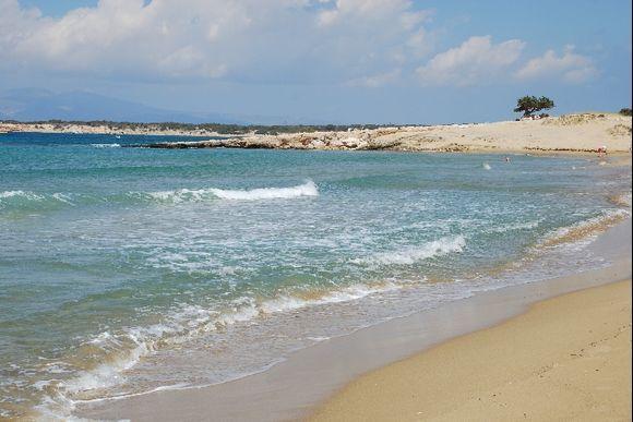 Pyrgaki beach