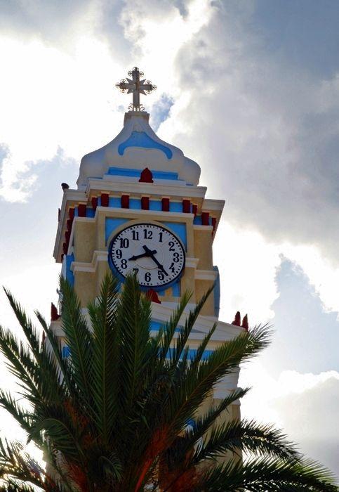 church in Karlovassi, Samos