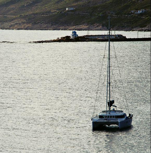 sailing near Gialiskari