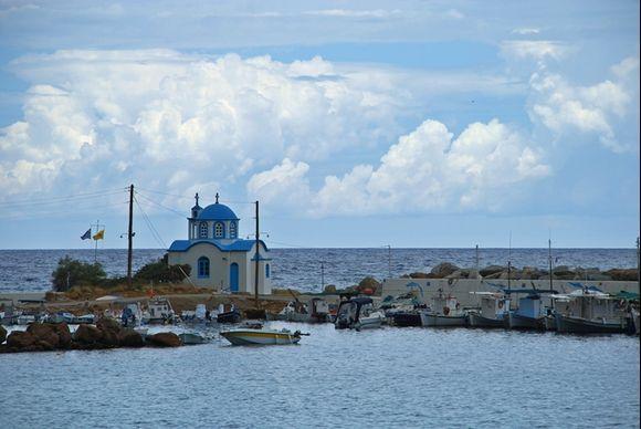 little church near Gialiskari