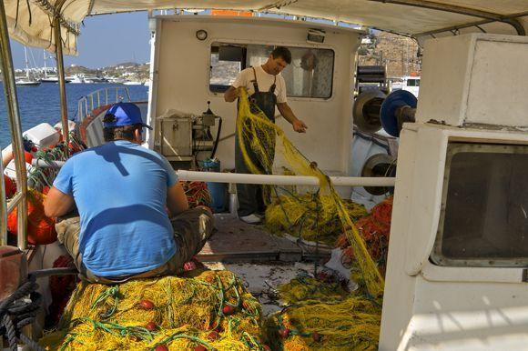 Fishermen and Nets