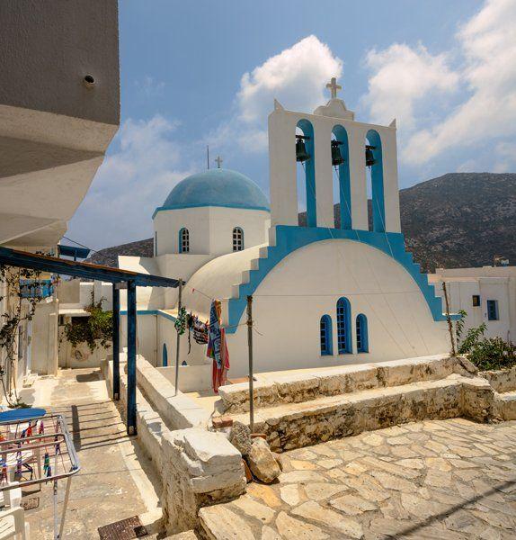 Apollonas Church