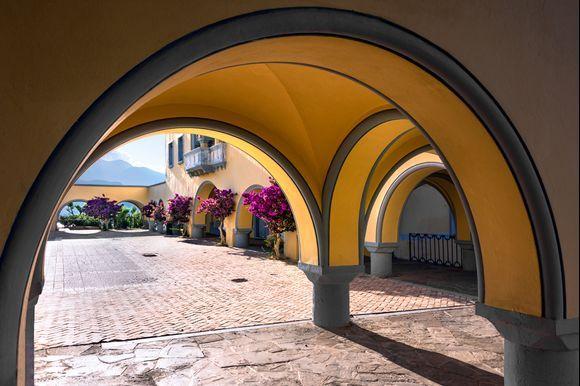 Summer Arches