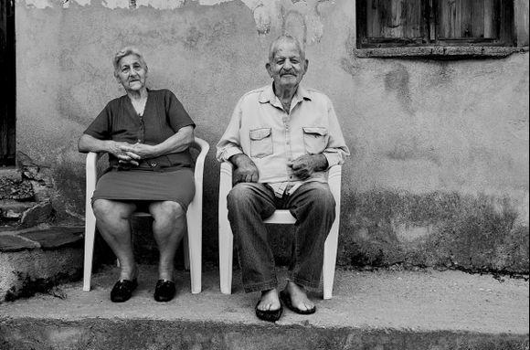 A Skopelos Couple