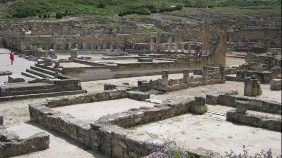 Rhodes Ancient Kamiros