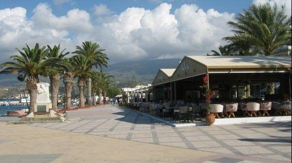 Crete Sitia towm