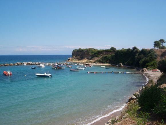 Zakynthos Porto Roma beach