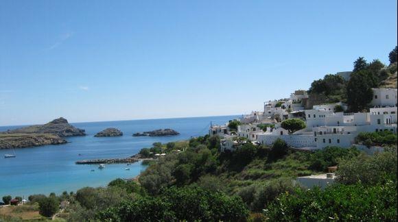 Rhodes Lindos Beach Palace