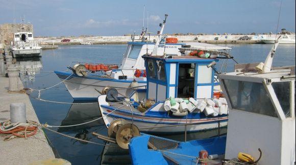 Crete Ierapetra Port