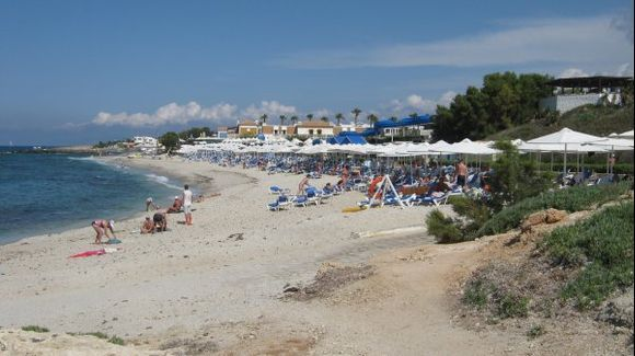 Crete Analipsi beach