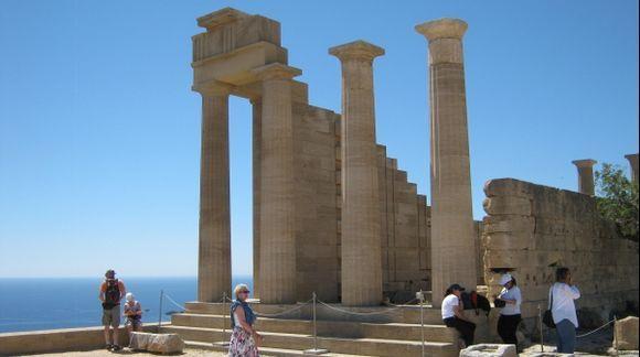 Rhodos Acropolis of Lindos