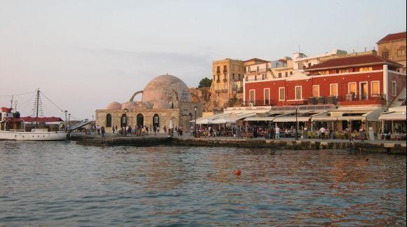 Crete Chania Town