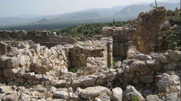 Mycenae Ancient Site