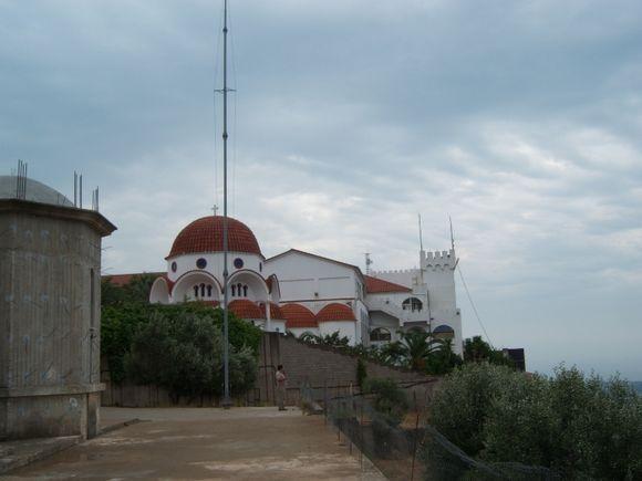 Nafpaktos Holy Metamorfoseos Monastery
