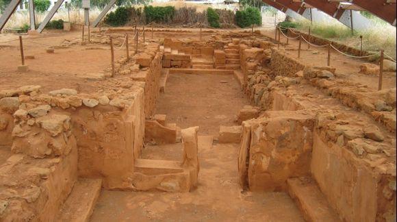 Crete Minoan Palace of Malia